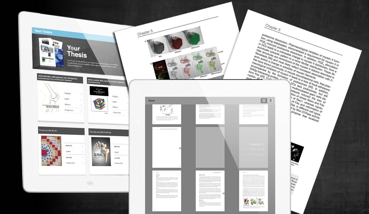 Print & App
