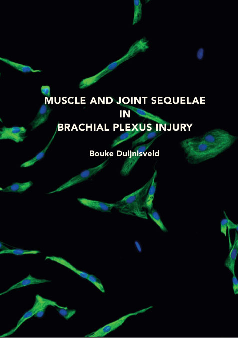 Muscle and Joint Sequelae in Brachial Plexus Injury