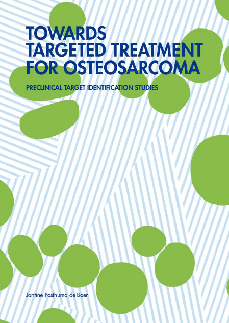 Towards targeted treatment for osteosarcoma