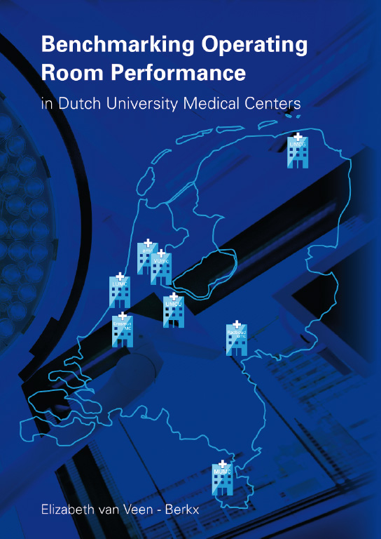 Benchmarking Operating Room Performance in Dutch University Medical Centers